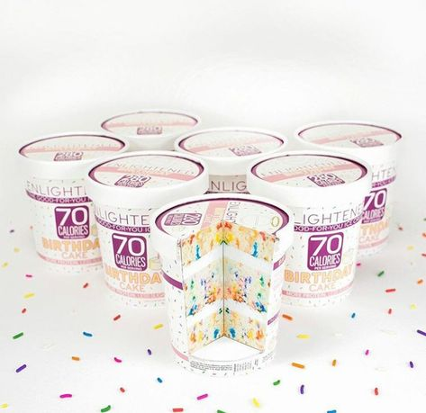 Forget About Everything And Enjoy This Delicious Birthday Cake Ice Cream