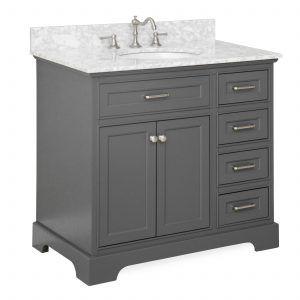 Bathroom Vanity 30 Wide 18 Deep - Bathroom Design Ideas