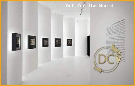 56 Trendy Ideas Art Gallery Interior Architecture Display In 2020