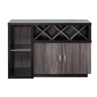 Heffernan Sideboard Wine Cabinet Design Modern Buffet Alcohol Cabinet