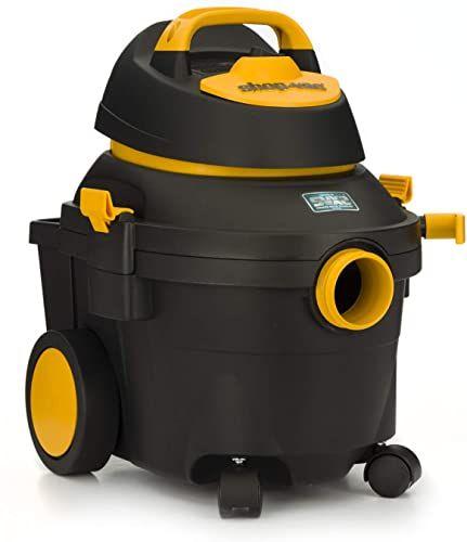 New Shop Vac 4 Gallon 5 5 Peak Hp Wet Dry Utility Vacuum Svx2 Motor Technology Online Wet Dry Vacuums Best Shop Vac