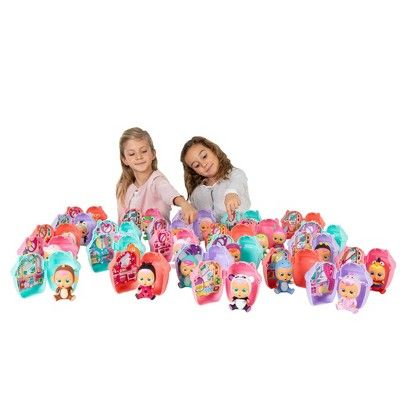 Cry Babies Magic Tears Bottle House Baby Magic Cry Baby Popular Kids Toys
