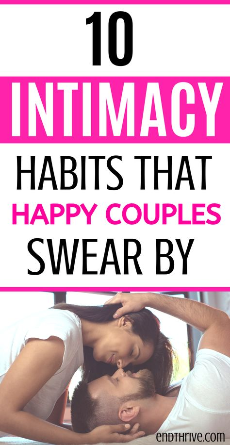 10 Bedroom Habits that Happy Couples Swear By