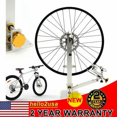 Details About Bike Wheel Repair Bearing Stand Set Up Mechanic