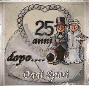 25 Anniversario Matrimonio 2 Felice Anniversario Anniversario 25 Anniversario Di Matrimonio