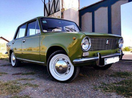 Lada Vaz 2101 Turbo Suv Car