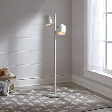 Green Touch Floor Lamp Reviews Crate And Barrel In 2020 Touch Floor Lamp Floor Lamp Kids Floor Lamp