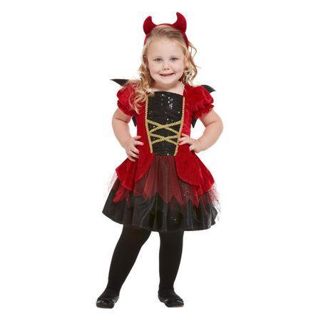 calitate stabilă design atemporal imagini detaliate Costum mini diavolita 3-4 ani BRUNO | Costume, Copii și Halloween