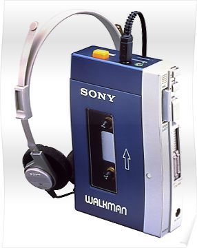 On July Sony introduced the Walkman, the first portable audio cassette player. Over the next 30 years they sold over 385 million Walkmans in cassette, CD, mini-disc and digital file versions, and were the market leaders until the Continue reading → 80s Kids, My Childhood Memories, 1980s Childhood, School Memories, Home Entertainment, The Good Old Days, Listening To Music, Growing Up, Ipods