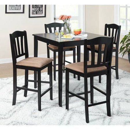 Home Pub Table Sets Pub Set 5 Piece Dining Set