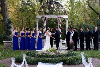 The Larimore House Plantation Wedding & Reception Venue - St. Louis