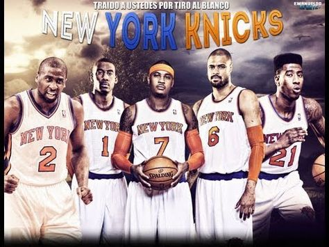 New York Knicks Mix HD - The City that Never Sleeps - -
