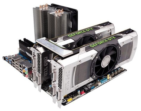 Geforce Gtx 690 Graphics Card With Monster Specs Nvidia