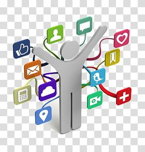 Social Media Social Network Networking Transparent Background Png Clipart Social Network Icons Marketing Strategy Social Media Social Media Optimization