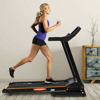 Ad Ebay Folding Manual Treadmill Running Machine Cardio Fitness Exercise Black In 2020 Folding Treadmill Treadmill Machine Running On Treadmill