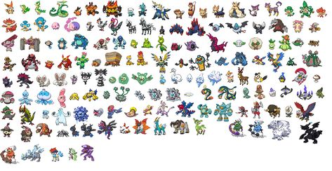 Pokemon Characters Names List With Picturesbest Cartoon Wallpaper Best Cartoon Wallpaper Pokemon Black And White Black Pokemon Pokemon Pictures