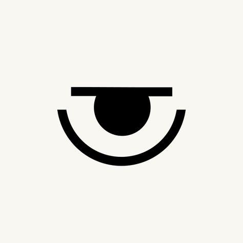 Eye Logo by Richard Baird.