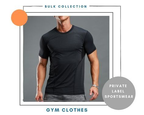 Gym Clothes is one of the biggest sportswear manufacturer of
