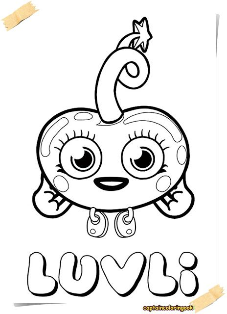 Printable Coloring Pages Monster Coloring Pages Free Coloring Pages Coloring Pages