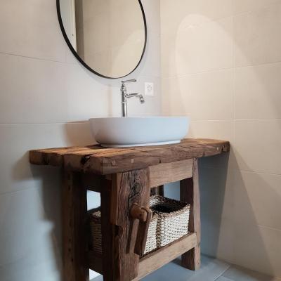 29+ Etabli bois salle de bain trends