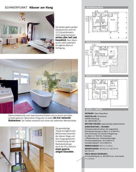 Hausbau 3/4 2015 | Catalog