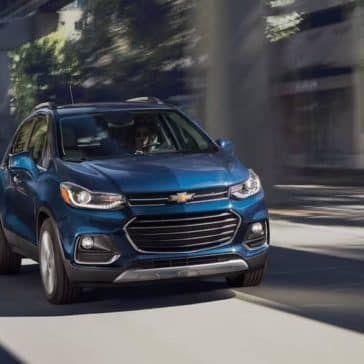 2019 Chevrolet Trax Price Trim Feature Details Chevrolet Trax