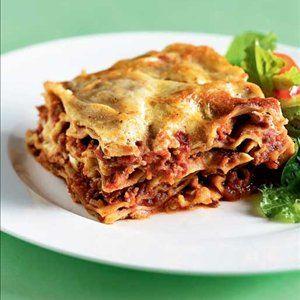 Always so delicious... lasagne