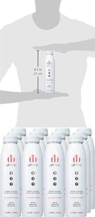 Uptime Energy Drink Branded Black And White Fixtures Close Up Drinks Brands Energy Drinks Drinks