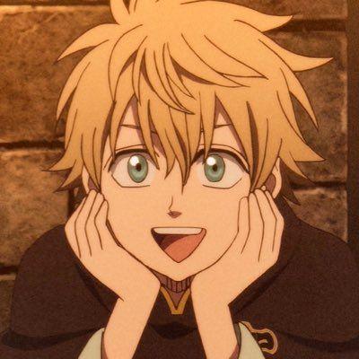 Luck Voltia Black Clover Anime Icons Anime Manga Anime