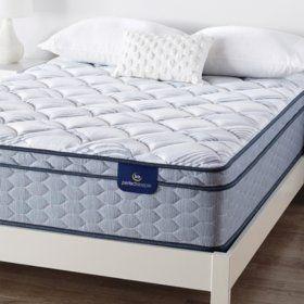 Serta Perfect Sleeper Ashbrook Eurotop Plush Mattress Various