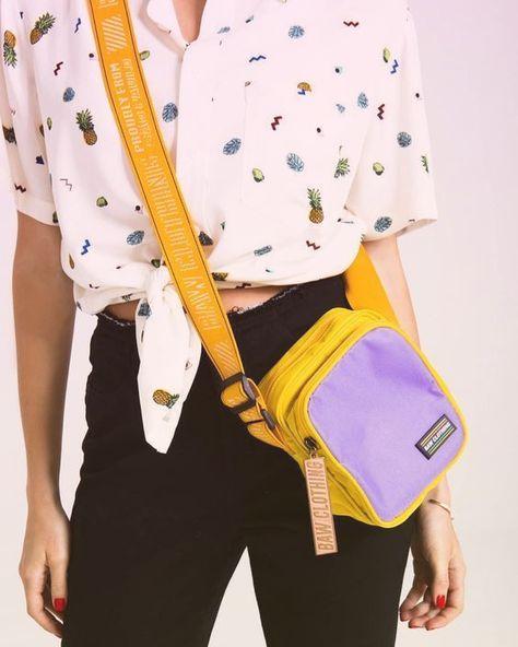 Alerta de tendência: shoulder bag
