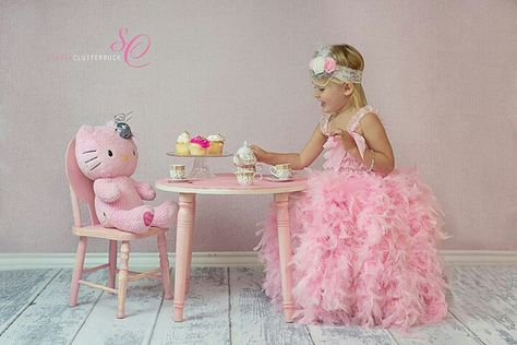 Another cute tea party