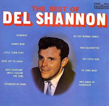 Image Result For Del Shannon Album Cover