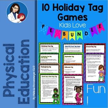 halloween tag games for kids
