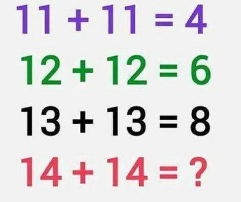Puzzle Brain Teaser Riddle Indovinelli Matematica