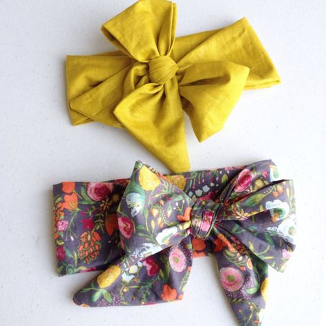 Baby Head wrap / Turban / Headband / by guguberry