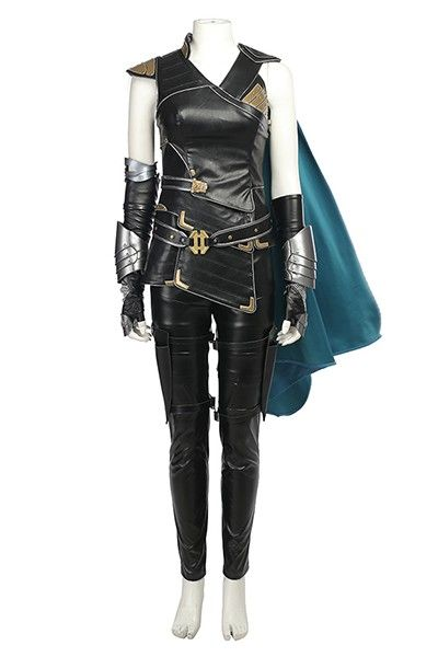Avengers Thor 3 Ragnarok Valkyrie Cosplay Costume Halloween Custom Made Suit