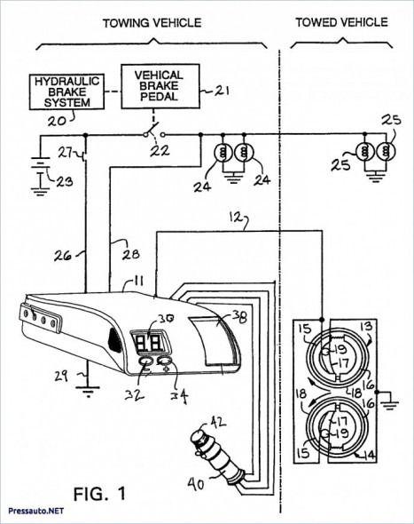 Elegant Of Impulse Trailer Brake Controller Wiring Diagram Hopkins Diagram Wire Brake