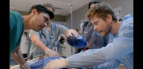 The Resident Season 2 Trailer: We All Make Mistakes! - TV Fanatic