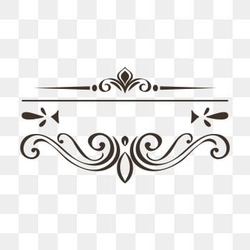European Border Dark Vintage Elements Classical Pattern Fashion Pattern Traditional Pattern Png And Vector With Transparent Background For Free Download In 2020 Elements Graphic Design Background Templates Pattern Fashion