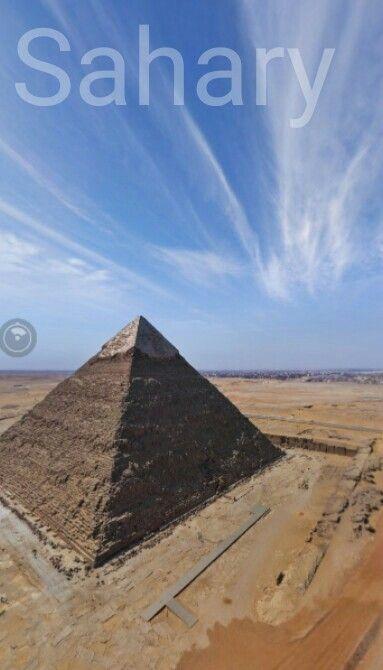 The Great Pyramid Pyramids Of Giza Pyramids Wonders Of The World
