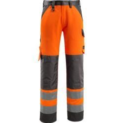 High visibility trousers -  Mascot® – high visibility trousers Maitland 15979-948, bright orange / dark anthracite, C62Tooli - #Actresses #AngelinaJolie #high #HollywoodActresses #kdrama #TomHiddleston #trousers #visibility