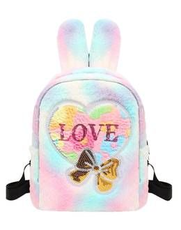 Kids Boys Girls Cartoon Cute Backpack School Book Bag Chirldren Travel Rucksack