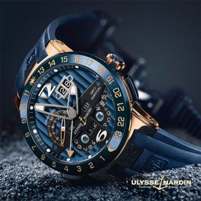 Close-Up: The Boutique-Exclusive Ulysse Nardin Blue Toro