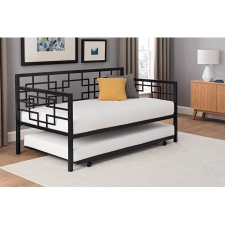 Home Guest Room Daybed Daybed With Trundle Twin Daybed With