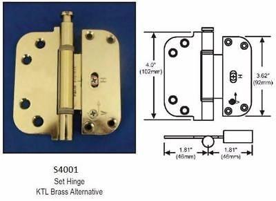 Door Hinges 66739 S4001 Hoppe 2 D Vertical Adjustable Door Hinge Set Hinge Buy It Now Only 50 On Ebay Hinges Hoppe Door Hinges Hinges Window Vinyl