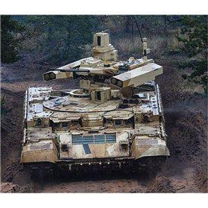 "1/35 BMPT-72 ""ターミネーター2""火力支援戦闘車【ZV3695】 ズベズダ ..."