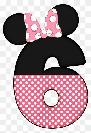 Letters Clipart Minnie Mouse Minnie Mouse 6 Png Transparent Png Minnie Mouse Clipart Minnie Clip Art