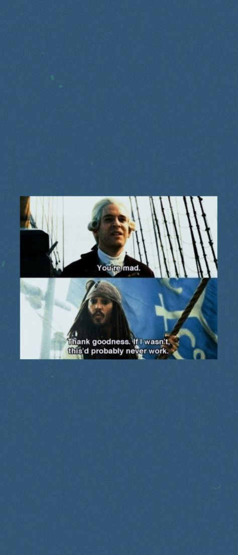 pirates of the caribbean wallpaper quote aesthetic - jack sparrow