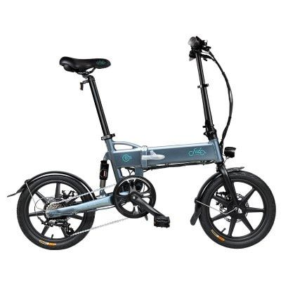 Fiido D2s Shifting Version Variable Speed Folding Moped Electric